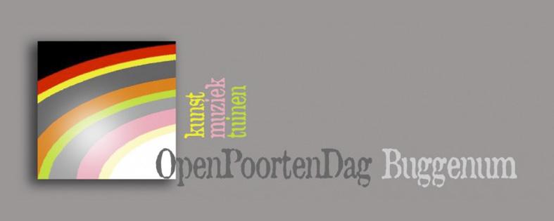 OpenPoortenDag Buggenum